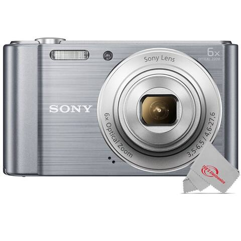 Sony Cyber-shot DSC-W810 Digital Camera SILVER