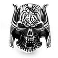 Vienna Jewelry The King's Warrior Stainless Steel Ring - Thumbnail 0
