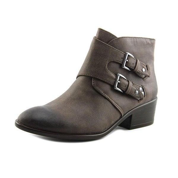 Aerosoles Urban Myth Women Round Toe Synthetic Gray Ankle Boot