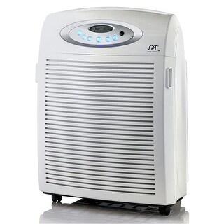 Sunpentown AC-9966 DC-Motor Air Cleaner with Plasma, HEPA & VOC