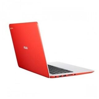 13.3 in. Intel Celeron N3060 Chrome Notebook - Red