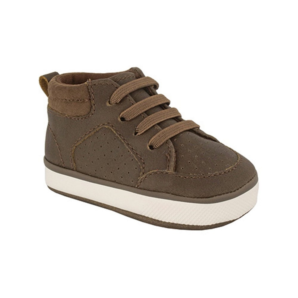 Tip Top Kids Boys Brown Laces Oxford Shoes 5-10 Toddler