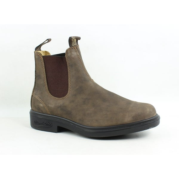 Shop Blundstone Mens Brown Ankle Boots