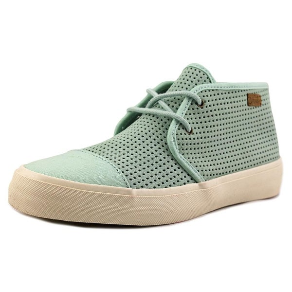 Vans Atwood Women (Square Perf) Grossamer Green Sneakers Shoes