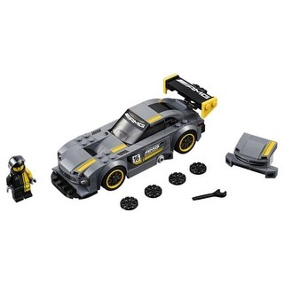 LEGO Speed Champions Mercedes AMG GT3 75877 - Multi