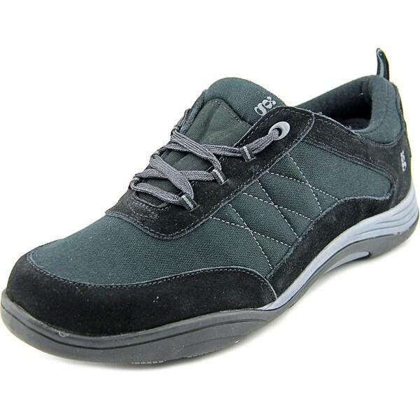 Grasshoppers Explore Lace Women Black Sneakers Shoes