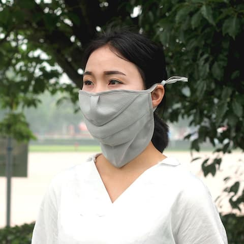 Anti-dust Reusable Cotton Mouth Face Masks Mouth Cover For Man And Woman - 6.29x7.87x0.39 inch