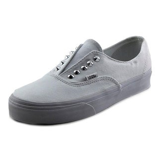 Vans Authentic Gore Round Toe Synthetic Flats