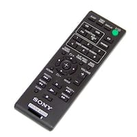 OEM Sony Remote Control Originall Shipped With: HCDS30iP, HCD-S30iP, SSS20, SS-S20