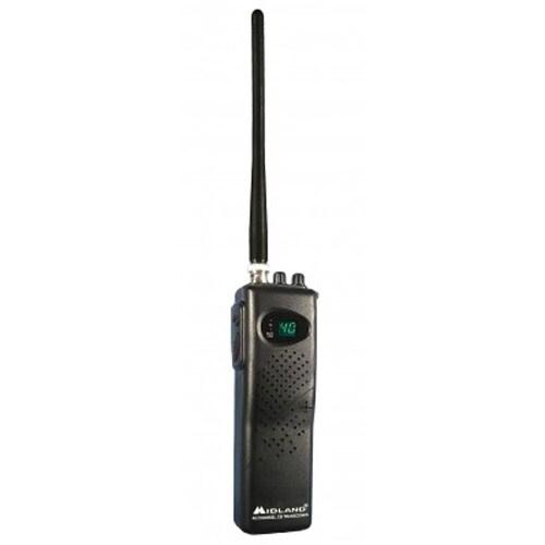 Midland Radio Corporation - 75-785 - 75 785 40Ch Handheld Cb Radio