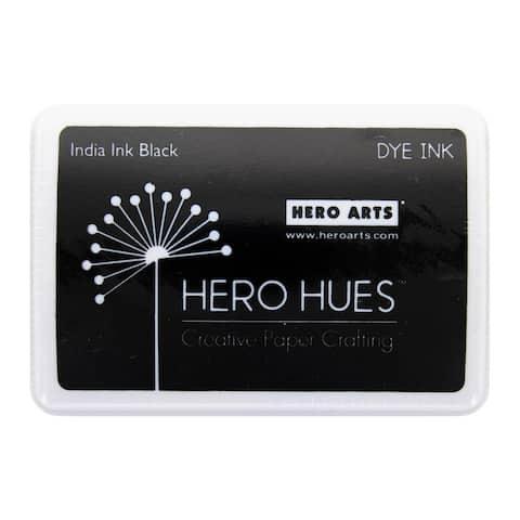 Af248 hero arts ink pad india black