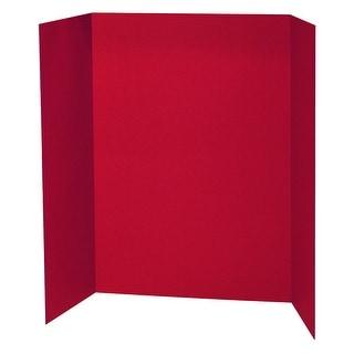Red Presentation Board 48X36