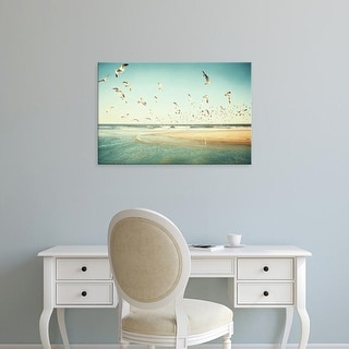 Easy Art Prints Carolyn Cochrane's 'Freedom' Premium Canvas Art