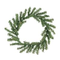 "10"" Mini Pine Artificial Christmas Wreath - Unlit"