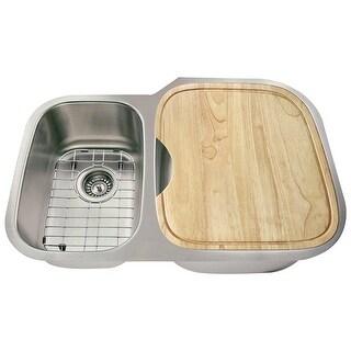 Polaris PR605-ENS 30 in. Stainless Steel Kitchen Sink