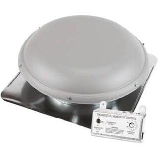 Air Vent 53830 RV26ML Metal Dome Roof Mounted Power Attic Ventilator