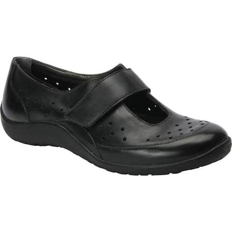 Ros Hommerson Women's Nevaeh Black Leather