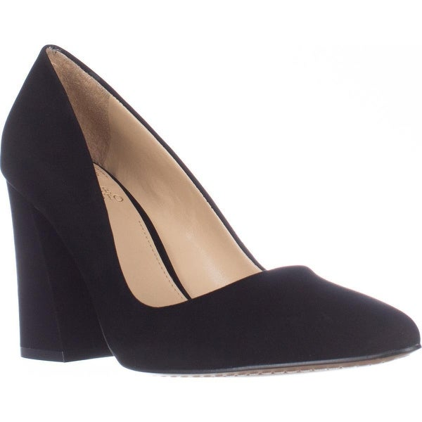 Vince Camuto Talise Pointed Toe Dress Pumps, Black