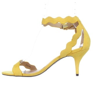 Chinese Laundry Womens Rosie Open Toe Casual Ankle Strap Sandals
