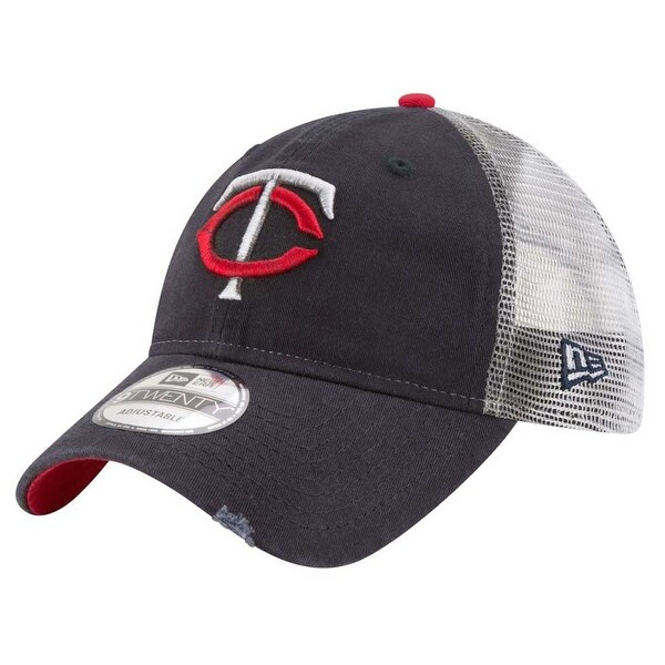 442e5ea3de4 Shop New Era Minnesota Twins Baseball Cap Hat MLB Team Rustic 9Twenty 920  80364245 - Free Shipping On Orders Over  45 - Overstock - 17743814