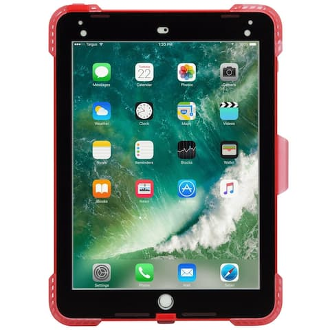 Targus SafePort Rugged Healthcare Case for iPad (6th gen./5th gen.), iPad Pro (9.7-inch), and iPad Air® 2