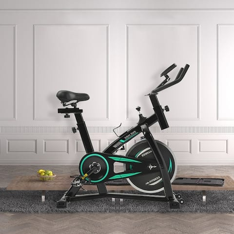 Stationary Indoor Cycling Bike for Home Cardio Workout