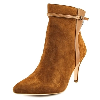 Corso Como Radiant Women Pointed Toe Suede Ankle Boot
