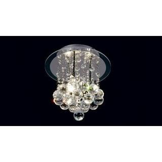 Mantra Lighting 2333 Misc 3 Light Flush Mount Ceiling Fixture