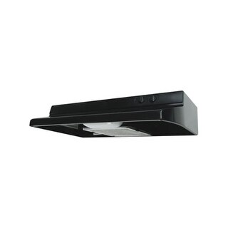 Air King ESQZ236 230 CFM 36 Inch Wide Energy Star Certified Under Cabinet Range Hood with Single 26 Watt Fluorescent Light from