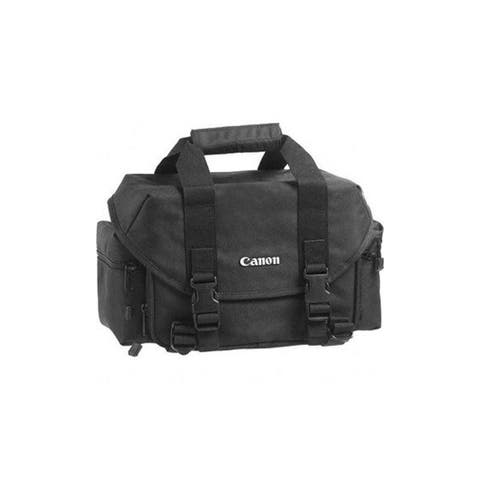 Canon 2400 Black Camera Gadget Bag f/ SLR Body plus 1 to 2 Lenses & Accessories