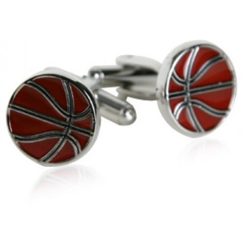 Basketball Basketball Player Basketball Fan Sports Athlete Cufflinks