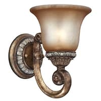 Dolan Designs 2406 Up Lighting Wall Sconce from the Carlyle Collection