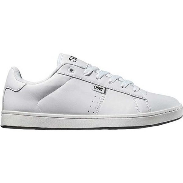 a7a62e363d Shop DVS Men s Revival 2 Skate Shoe White Leather - Free Shipping On Orders  Over  45 - Overstock - 20473858