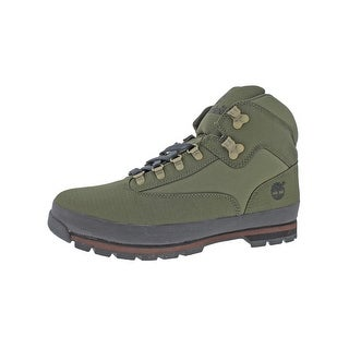Timberland Mens Euro Hiker Hiking Boots EVA Walking - 13 medium (d)