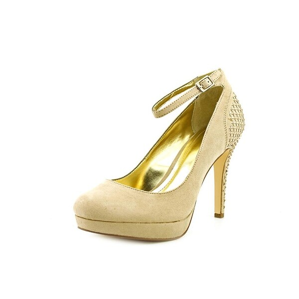 Style & Co Maliaa Womens Khaki Pumps