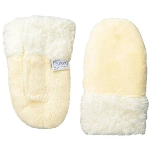 i play. Mittens Faux Fur Newborn - 0-6 mo