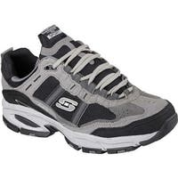 Skechers Men's Vigor 2.0 Trait Cross Training Shoe Charcoal/Black