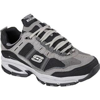 Skechers Men's Vigor 2.0 Trait Cross Training Shoe Charcoal/Black