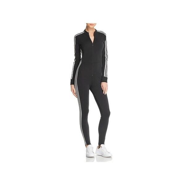 d3a03b1d5fb Shop adidas Originals Womens Jumpsuit Jersey Striped - Free Shipping ...