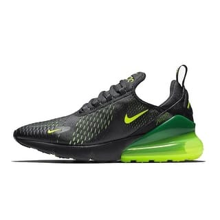 Nike Men s Air Max 270 Black Black Oil Grey Volt (AH8050- d29d63472