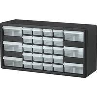 Quantum Storage 22 Drwr Storage Cabinet PDC-22BK Unit: EACH