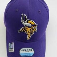 0cc439e8c8b4d8 Minnesota Vikings Mens Adult Size OSFA Reebok Stretch Fit Hat $20. Sale