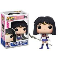 Sailor Moon W2 Sailor Saturn POP! Vinyl Figure, More Toys by Funko
