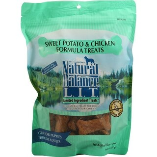 Natural Balance Chicken And Sweet Potato Dog Treats