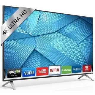 "Manufacturer Refurbished - Vizio M43-C1 43"" Class Ultra HD Full Array LED Smart TV 4K 120Hz 5x HDMI"