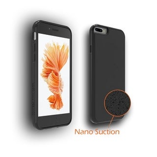 Indigi® Nano Suction Magic Sticky Case Protective Cover for iPhone 7 Plus Only
