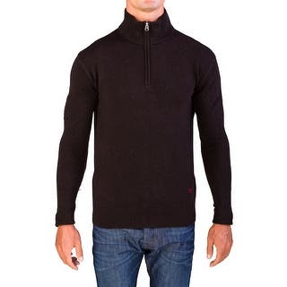 Valentino Men's Zip Neck Sweater Dark Brown|https://ak1.ostkcdn.com/images/products/is/images/direct/90a42bb44a97587cb38cb63698d720286ef0eef1/Valentino-Men%27s-Zip-Neck-Sweater-Dark-Brown.jpg?impolicy=medium