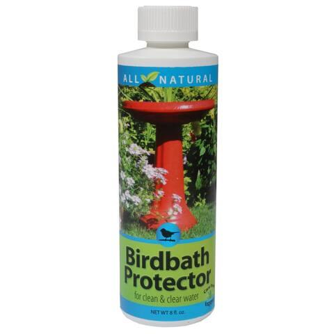 CareFree 95880 Birdbath Protector, 8-Ounce