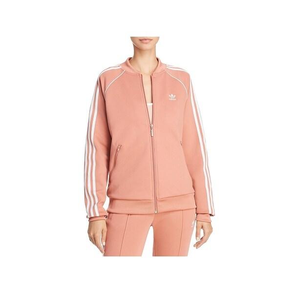 Shop adidas Originals Womens Track Jacket Fitness Yoga
