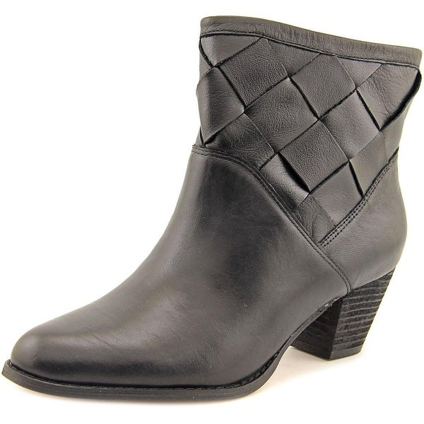 Corso Como Bedford Women Round Toe Leather Ankle Boot